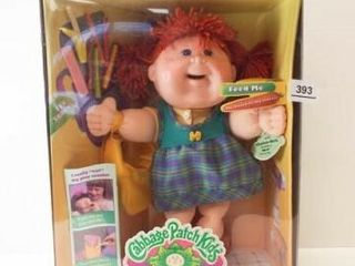 Cabbage Patch Snacktime Kid in Box