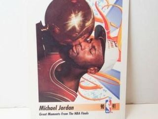Michael Jordan Basketball 1991  SkyBox Card