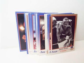 Boxing 1991 Cards  20