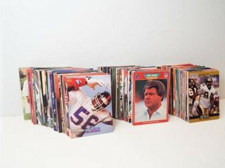 Football NFl Cards  approx 400
