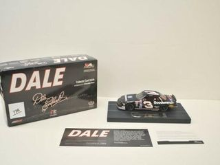Dale Earnhardt Collectors Car