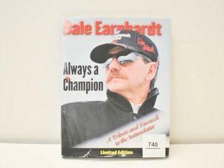 Dale Earnhardt  Always a Champion  Book