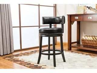 Best Master Furniture 5090 24 inch Swivel Bar Stool  Set of 2  Retail 258 49