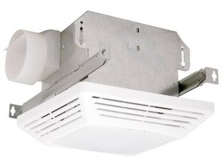 Air King ASlC70 White 70 Cfm Hvi Certifified 4 0 Sone Exhaust Fan
