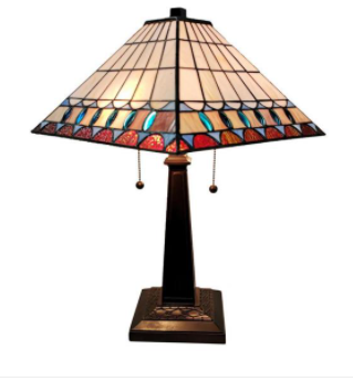 Amora lighting   Tiffany Style Desk lamp