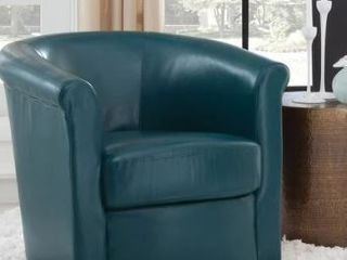 Marvel Swivel Tub Chair Blue