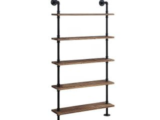 Anacortes Five Shelf Piping Retail 135 49