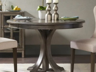 Madison Park Signature Helena Round Dining Table