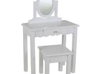 Vivian Mini Vanity w  Mirror