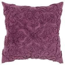 Rizzy Home Textured Scroll Decorative Pillow Cover