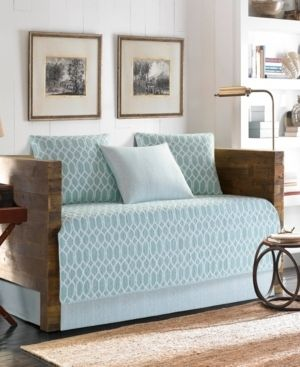 Tommy Bahama Catalina Trellis Daybed Set   Twin
