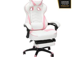Respawn 110 Racing Style Reclining Gaming Chair w  Footrest