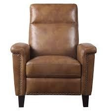 Brown Push Back Reclining Chair