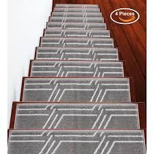 SUSSEXHOME Plaza Collection Stair Treads   13 Pack