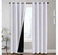 Premier Home Decor Inc PrimeBeau Blackout Curtain Pair 2 Pack