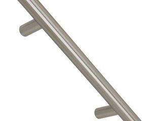 lot of 10 GlideRite 3 3 4 in  Center Modern Cabinet Bar Pull  Stainless Steel