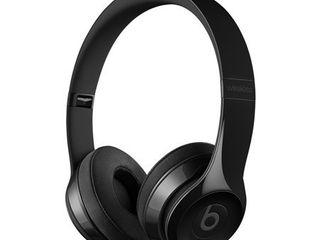 Beats Solo3 Wireless Headphone  Gloss Black   Authentic