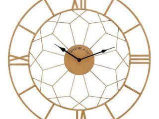 Firstime   Co  Milan Geometric Clock