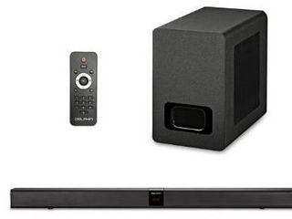 Dolphin SNB 37S Bluetooth Home Audio Soundbar System with Wireless Subwoofer