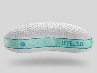 Bedgear level 3 0 Performance Pillow  Cool  Increased Air Flow  Cradles Your Head  Neck and Shoulders