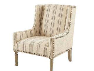 Tan Natural  Madison Park Tita Tan  Natural Accent Chair  Retail 359 99