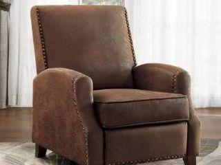 Monty Push Back Reclining Chair  Retail 349 49