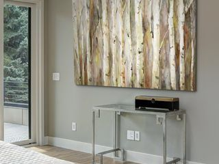 Birch Path   Gallery Wrapped Canvas Retail 99 99