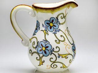 Handmade   Blue   Stoneware Ceramic   Dishwasher Safe