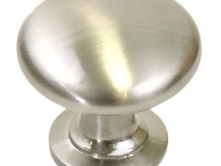 1 1 4 inch Round Stainless Steel Cabinet Knobs