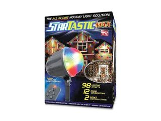 STARTASTIC MAX Remote Controlled Outdoor Indoor with 60 Holiday lights