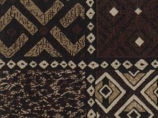 Congo  Blazing Needles 18 inch Tapestry Throw Pillows  Set of 4