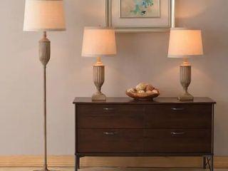 Driftwood  Fremont Driftwood 60 Inch 3 Pack lamp Set