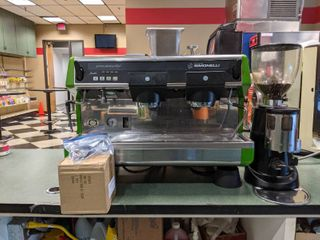 Nuova Simonelli Aurelia Espresso Machine Comes With Bean Grinder