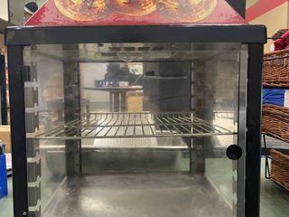 Hot Pretzel Display Case