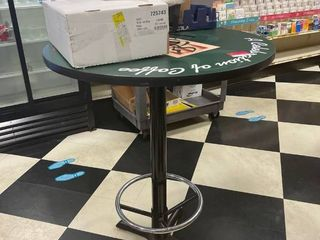 Table  Buyer Responsible For Removal