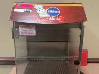 Food Warming Merchandiser 737