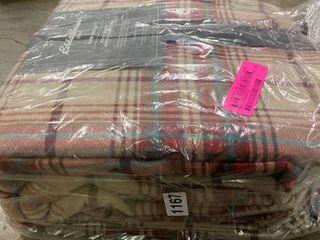 Queen Montlake Eddie Bauer Cotton Flannel Bed Sheet Sets