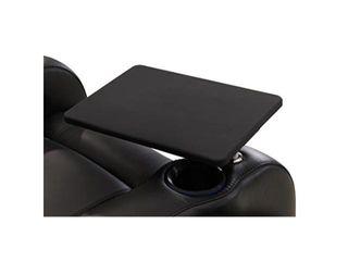 Octane Black Swivel Table