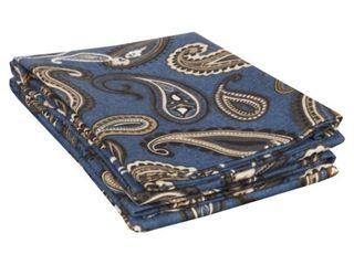 Navy Blue Pillowcase   King