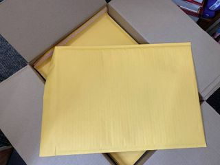 14 25 x 20 inch Kraft Bubble Mailers   over 40