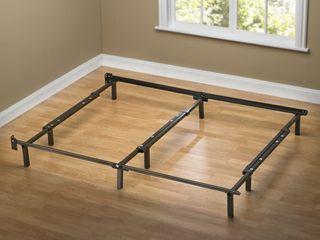 Priage Compack 9 leg Steel Bed Frame
