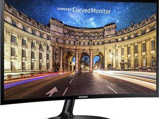 Samsung CF390 Series C27F390FHN   lED monitor   curved   Full HD  1080p    27