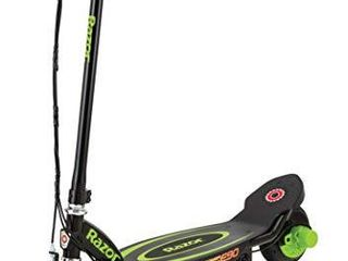 Razor Power Core E90 Electric Scooter with hub motor  push button throttle  for kids 8