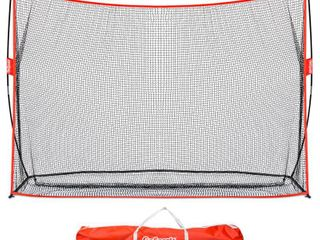GoSports Golf Practice Hitting Net   Huge 10  x 7  Size   Designed By Golfers for Golfers