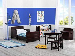 Delta Children MySize Toddler Bed  Dark Chocolate