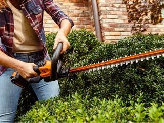 IWorks Electric Hedge Trimmer