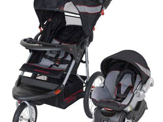 Baby Trend Expedition Jogger Travel System  Black