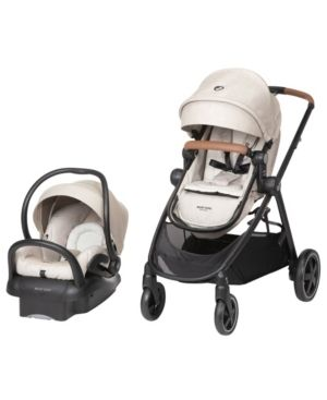 Infant Maxi Cosi Zelia Max 5 In 1 Modular Travel System  Size One Size   Beige