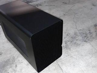 Razer Core X Aluminum External GPU Enclosure  eGPU  Compatible with Windows   Mac Thunderbolt 3 laptops   NVIDIA  AMD PCIe Support   650W PSU
