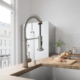 Vigo Stainless Steel Pull Down Spray Faucet